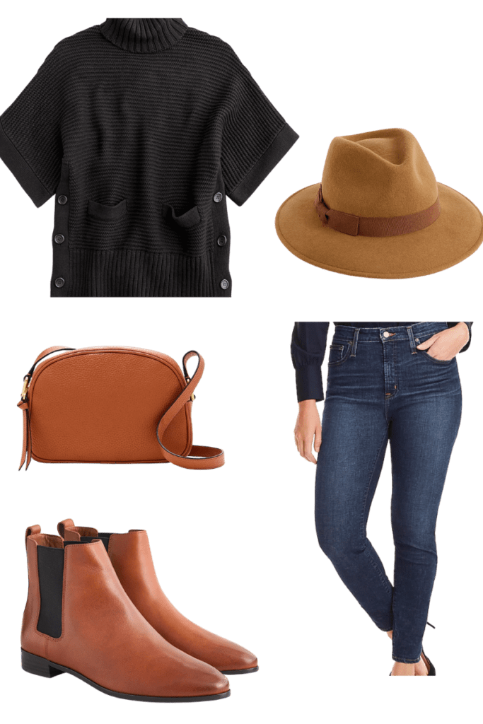 Fall Wardrobe Essentials Guidebook.  #FallFashion #Fashion #PlusSizeFashion #JCrew #CapsuleWardrobe