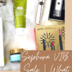 Sephora Holiday Sale Event 2020