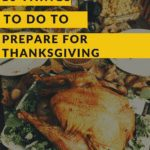 10 Things To Do To Prepare For Thanksgiving