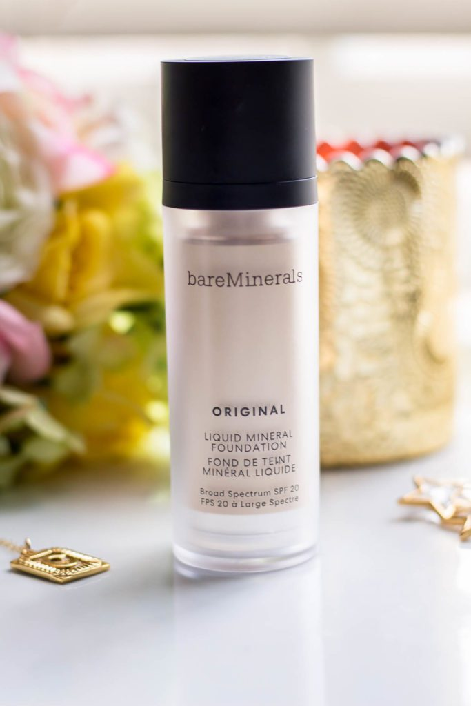 bareMinerals ORIGINAL Liquid Mineral Foundation